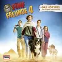 Fünf Freunde Fünf Freunde 4 - Das Original-Hörspiel zum Kinofilm (Teil 17)