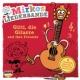 Mirkos Liederbande Gitti, die Gitarre