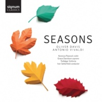 "Kerenza Peacock/Trafalgar Sinfonia/Ivor Setterfield Concerto No. 4 in F minor, Op. 8, RV 297, ""L'inverno"": I. Allegro non molto"
