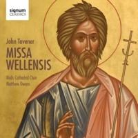 Wells Cathedral Choir/Matthew Owens Missa Wellensis: IV. Agnus Dei