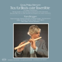 Bob Van Asperen Essercizii Musici, Trio 4 in A Major for Transverse Flute, Obbligato Harpsichord and Basso continuo, TWV 42:A6: Vivace