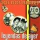 """Los Dos Reales Leyendas de Ayer """"20 Exitos Originales"""""""