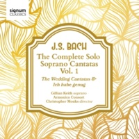 """Gillian Keith/Armonico Consort/Christopher Monks Cantata, BWV 202 """"Weichet nur, betrübte Schatten"""": V. Aria: Wenn die Frühlingslüfte streichen"""