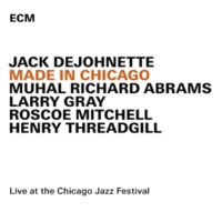 ジャック・ディジョネット/Muhal Richard Abrams/Larry Gray/ロスコー・ミッチェル/Henry Threadgill Announcement [Live]