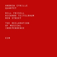 Andrew Cyrille/Bill Frisell/Richard Teitelbaum/Ben Street Coltrane Time