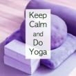 Meditation Tribe Keep Calm and Do Yoga