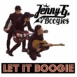 Jenny G.The Boogies LET IT BOOGIE