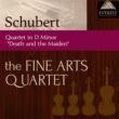 "Fine Arts Quartet String Quartet No. 14 in D Minor, D. 810 ""Death And The Maiden"": I. Allegro"