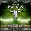 Michael Monroe Live At Wacken 2016 - 27 Years Faster : Harder : Louder