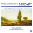 Leningrad Soloists,Michail Gantvarg&Carmen Piazzini Mozart: Concerto for Piano and Orchestra No. 22 in E Flat Major, KV 482 - Concerto for Piano and Orchestra No. 24 in C Minor, KV 491