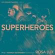Rosa Lux Superheroes - Les Grand Danois, Vol. 1