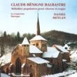 Daniel Meylan&La Camerata Baroque Claude-Bénigne Balbastre: Recueil de Noëls