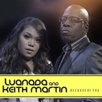 Keith Martin Feat. Luanada Because Of You