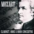 Alberto Lizzio&Mozart Festival Orchestra Mozart - Clarinet, Oboe & Horn Concertos