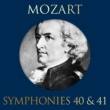 Camerata Labacensis,Alfred Scholz,New Philharmonia Orchestra London&Alexander con Pitamic Mozart - Symphonies 40 & 41
