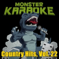 Monster Karaoke Who I Am (Originally Performed By Alan Jackson) [Full Vocal Version]