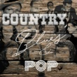 Various Artists Country, Blues & Pop