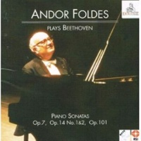 "Andor Foldes Piano Sonata No.4 in E-Flat Major, Op. 7 ""Grand Sonata"": I. Allegro molto e con brio"