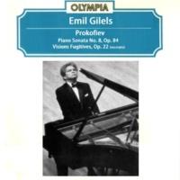 Emil Gilels Visions Fugitives, Op. 22: No. 10 Ridicolosamente