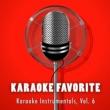 Various Artists Karaoke Instrumentals, Vol. 6