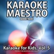 Tommy Melody Karaoke for Kids, Vol. 5