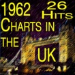 Chubby Checker,Duane Eddy,Buddy Knox,Floyd Cramer,John Leyton,Jerry Lee Lewis,Adam Faith,Little Eva,Jimmy Justice,The Spotnicks,Various Artists,Mike Sarne,Kennu Ball&Carol Deene 1962 26 Hits Charts In The UK