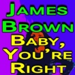 James Brown James Brown Baby, You're Right