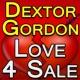 Dexter Gordon Dextor Gordon Love For Sale