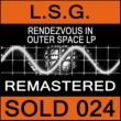 L.S.G. Rendezvous In Outer Space LP
