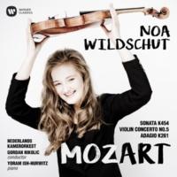 Noa Wildschut Mozart: Violin Concerto No. 5, Violin Sonata No. 32 & Adagio