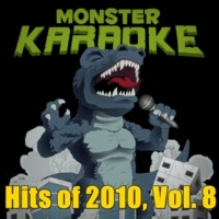 Monster Karaoke Raise Your Glass (Originally Performed By Pink) [Full Vocal Version]