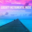 Serena Wood Serenity Instrumental Music: Zen Tracks, Calming Sounds of Water, Energy Boost and Balance