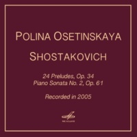 Polina Osetinskaya 24 Preludes, Op. 34: No. 16 in B-Flat Minor