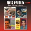 Elvis Presley Four Classic Albums (A Date with Elvis / Elvis Is Back / Something for Everyone / Pot Luck) [Remastered]