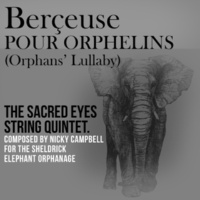 Sacred Eyes String Quintet Berceuse pour orphelins (Orphans' Lullaby)