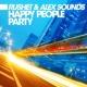 Rushet/Alex Sounds Happy People Party (Original Mix)