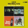 Lee Morgan Four Classic Albums (Dizzy Atmosphere / Here's Lee Morgan / Leeway / Expoobident) [Remastered]