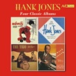 Hank Jones Four Classic Albums (Urbanity / The Trio of Hank Jones / The Trio with Guests / Trio - Plus the Flute of Bobby Jaspar) [Remastered]