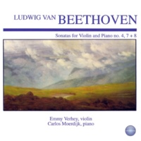 Emmy Verhey&Carlos Moerdijk Sonata for Violin and Piano No. 7 in C Minor, Op. 30,2: I. Allegro con Brio