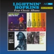 Lightnin' Hopkins Four Classic Albums (Sings the Blues / Lightnin' Hopkins / Blues in My Bottle / Walkin' This Road by Myself) [Remastered]
