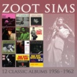 Zoot Sims 12 Classic Albums: 1956 - 1962
