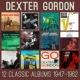 Dexter Gordon 12 Classic Albums: 1947 - 1962