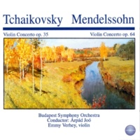Budapest Symphony Orchestra,Arpád Joó&Emmy Verhey Concerto for Violin and Orchestra in E Minor, Op. 64: II. Andante