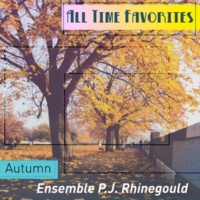 Ensemble P.J. Rhinegould Falling Leaves