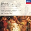 サー・コリン・デイヴィス/ジョセフィン・ヴィージー/ジョン・ミッチンソン/エイプリル・カンテロ/ジョン・キャメロン/ヘレン・ワッツ/ロンドン交響楽団 Berlioz: Béatrice et Bénédict; Irlande