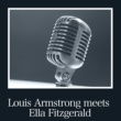 Various Artists Louis Armstrong Meets Ella Fitzgerald