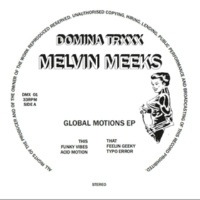Melvin Meeks Feelin Geeky (Original Mix)