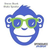 Stereo Skunk Shake Speaker