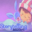 Isabella Moon Bedtime Story Background