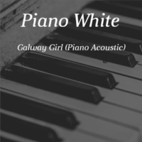 Piano White Galway Girl (Piano Acoustic)